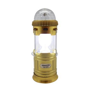 KENMASTER KM-5550 Camping Lantern Lampu Emergency