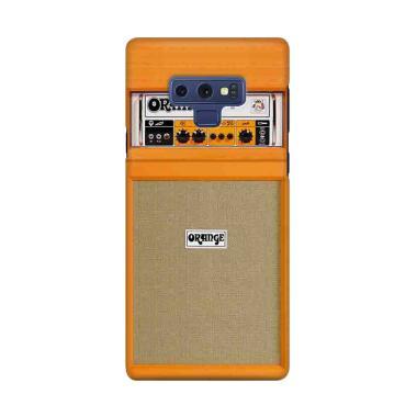 harga Indocustomcase Orange Guitar Amplifier Cover Casing for Galaxy Note 9 Blibli.com