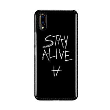 harga Flazzstore Twenty One Pilots Stay Alive X4419 Premium Casing for Vivo V11 Pro Blibli.com