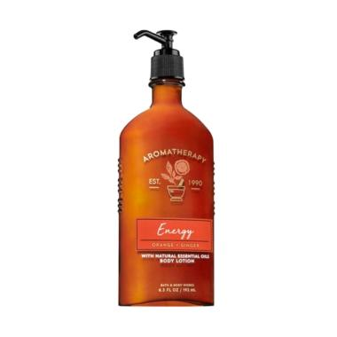 harga Bath and Body Works Energy Orange Ginger Body Lotion [192 mL] Blibli.com