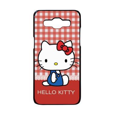 harga Bunnycase Hello Kitty Pattern Red L1945 Custom Hardcase Casing for Samsung Galaxy J2 Prime Blibli.com
