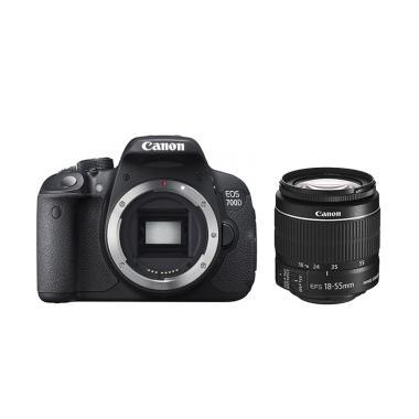 Canon Eos 700d Kit 18 55m Is Ii Kamera Dslr