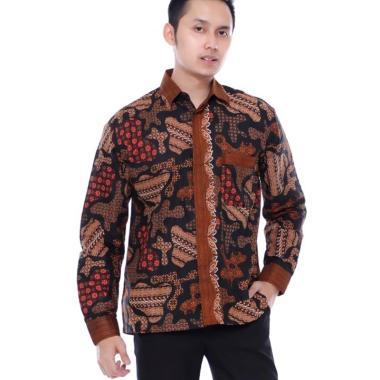 Jual Model Baju Etnik Batik Pria Model Terbaru 2019 Blibli Com