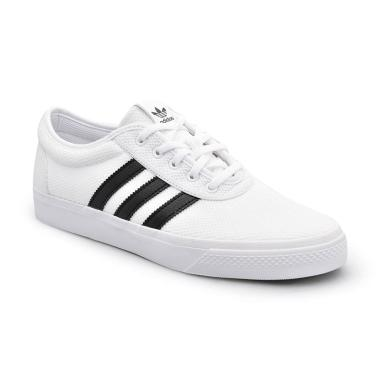 adidas Men Skateboarding Adi Ease Sepatu Skateboard Pria Ftwr White Core Black Ftwr White [DB3117]