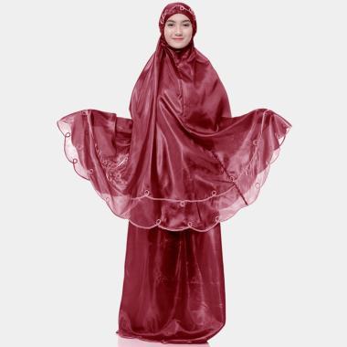 harga Cotton Bee Medina Traveling Prayer Set Mukena Wanita Blibli.com