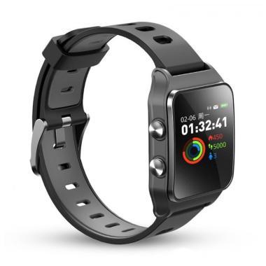harga iwownfit P1C GPS Smartwatch With Heart Rate Monitor Waterproof Blibli.com