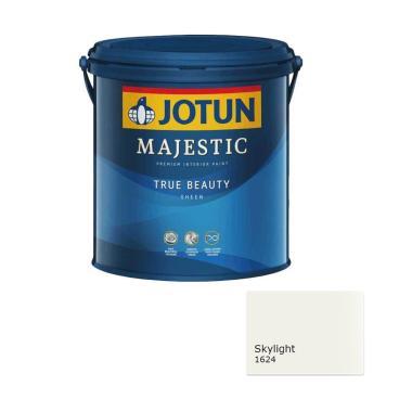 JOTUN Majestic True Beauty Sheen Cat Tembok Interior [20 liter] Skylight -