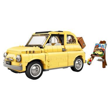 harga LEGO 10271 Fiat 500 Blibli.com