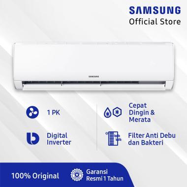 harga Pre Order - Samsung AR09TGHQASINSE Wall Mount AC Inverter [1 PK] Blibli.com