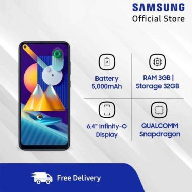 Samsung Galaxy M11 Smartphone [3 GB/ 32 GB]