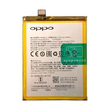 harga OPPO ORRIS BLP619 Baterai Handphone for OPPO A39/ A57 [Original/ 2900 mAh] Blibli.com