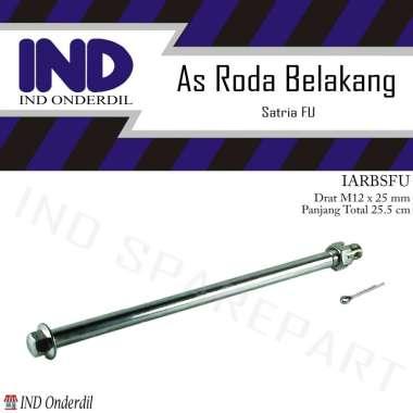 harga IND Onderdil As-Mur Roda Belakang-Set Spie-Pengunci Motor for Suzuki Satria FU/F 150/F150 Blibli.com