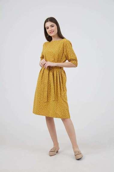 Berrybenka Johanna Flower Dress