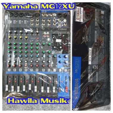 harga Mixer YAMAHA MG12XU MG 12XU MG-12XU MG 12 XU MG12 XU ORIGINAL Mixing Console SPX YAMAHA MG12XU ORIGINAL Garansi Resmi Blibli.com