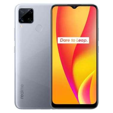 Realme C15 Smartphone [4GB/ 128GB] Silver
