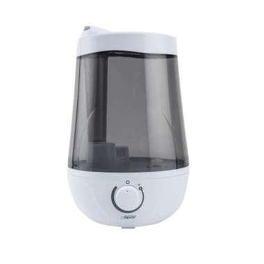 Dr Brown's Ultrasonic Cool Mist Humidifier / Pelembab Udara putih