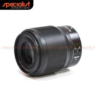 Nikon Nikkor Z 50mm f/1.8 S Lens Hitam
