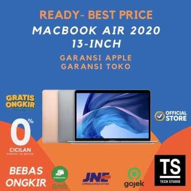 "harga [IBOX RESMI] Macbook Air 2020 13"" 1.1GHz DualCore i3 8GB 256GB Grey Gold Silver Space Grey Blibli.com"