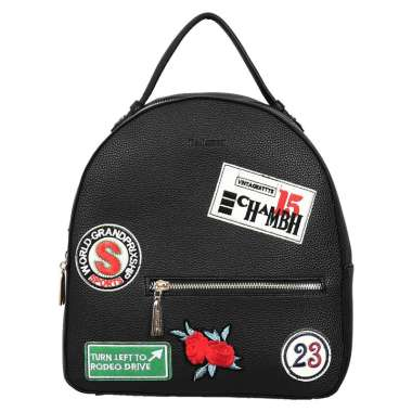 Bellezza Backpack 61871-01 Black