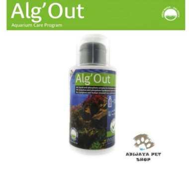 harga Prodibio Alg' Out 100 ml (Cairan Penghilang Algae aquarium dan kolam) black Blibli.com