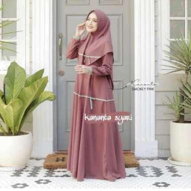 Jual Terbaru Nyonya Gamis Home Dress Bahan Monalisa Janda Bolong Online Februari 2021 Blibli