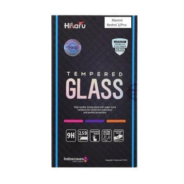 Hikaru Tempered Glass Screen Protec ...  Pro / 3S / Prime - Clear