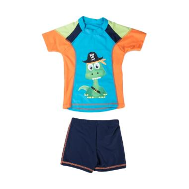 summer chicks ah 401 a starfish crocodilo baju renang anak