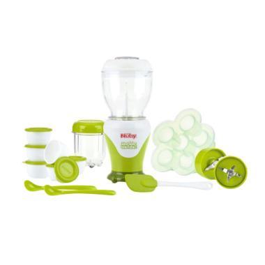 Nuby Garden Fresh Mighty Blender Starter Pack