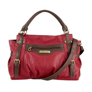 Sophie Paris Mantois Shoulder Bag - Red