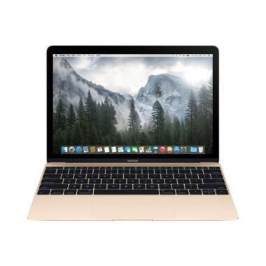 Apple MacBook MLHE2 Notebook - Gold [12 Inch/Core M3/8GB/256GB]