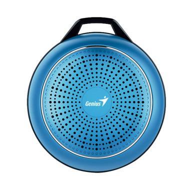 Genius SP - 906BT PLUS Bluetooth Speaker - Blue
