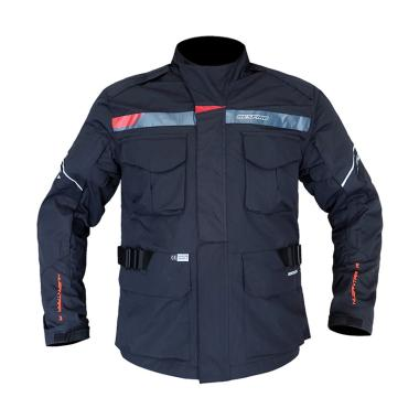 Respiro Nusantara R R3.1 Jaket Motor - Hitam