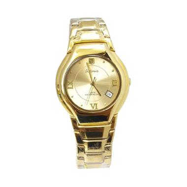 Tetonis 951L Jam Tangan Wanita - Gold