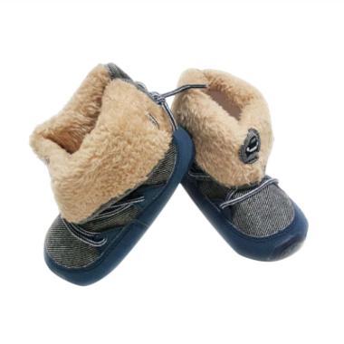 Chloe Babyshop S152 Pws Shoes Boot - Blue