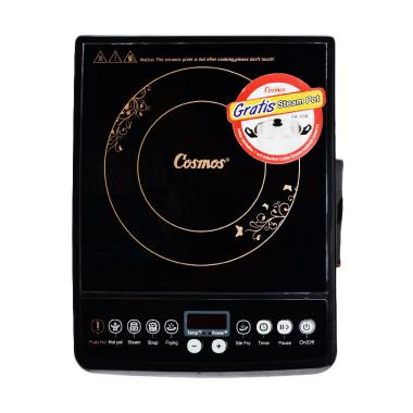 Cosmos CIC 996 Induction Cooker Portable - Black