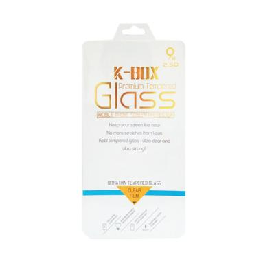 K-Box Tempered Glass Screen Protector for Lenovo S920 - Clear [Anti Gores]