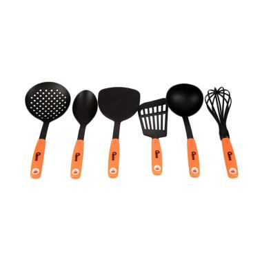Oxone OX-953 Spatula Set Orange