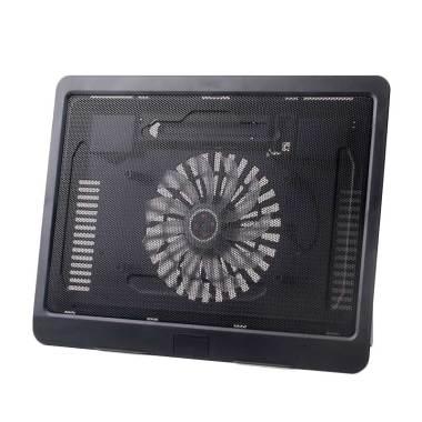 Universal Kipas Laptop Aluminium Cooling Pad [14 Inch]