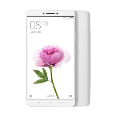 Xiaomi Mi Max Smartphone - White [32GB/3GB/Dual SIM] Free Tongsis