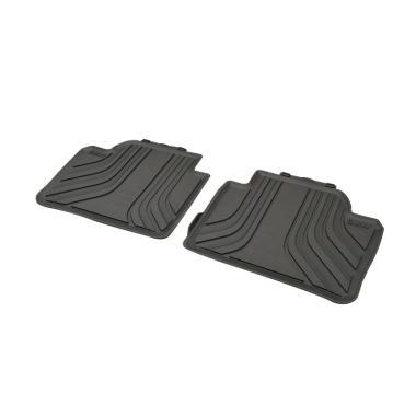 BMW Karpet Mobil Belakang for BMW Seri X - Black