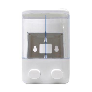 Dispenser Sabun & Shampoo  [2 Tabung]
