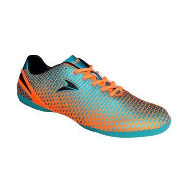 Nobleman Raider Sepatu Futsal - Tosca Orange