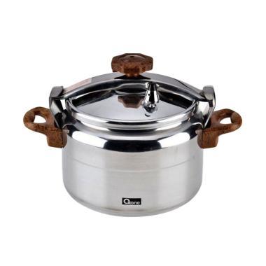 Panci Presto Oxone OX-2012 Aluminium Pressure Cooker [12 L]