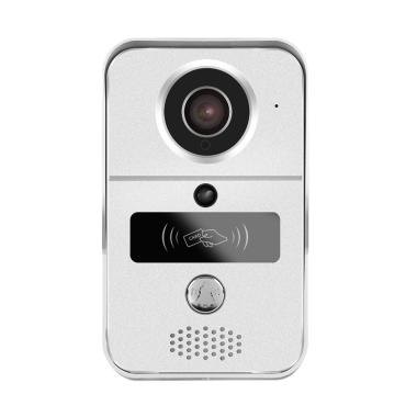 Serutech Video KW02C WiFi Doorbell - Silver