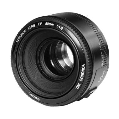 Yongnuo 50mm f/1.8 Standart Prime Lens for Canon