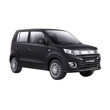 Suzuki Wagon R Airbag 1.0 GL AGS Mobil - Cool Black