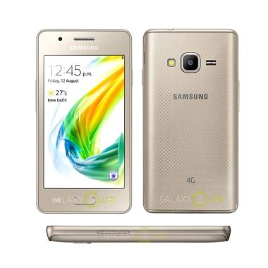 Samsung Galaxy Z2 Z200 Smartphone - Gold [8GB/1GB/4G]