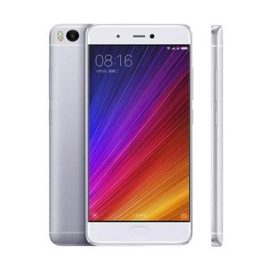 Xiaomi Mi 5S Smartphone - Silver [128 GB/4 GB]