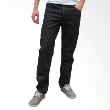 2Nd RED FS Long Pants Celana Panjang Pria 081605 - Raw Black