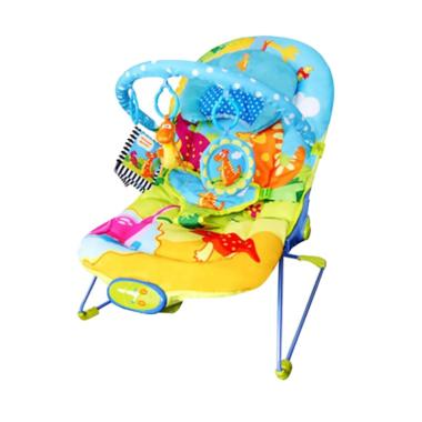 Sugar Baby 3 Recline My Fun Dino Baby Bouncer